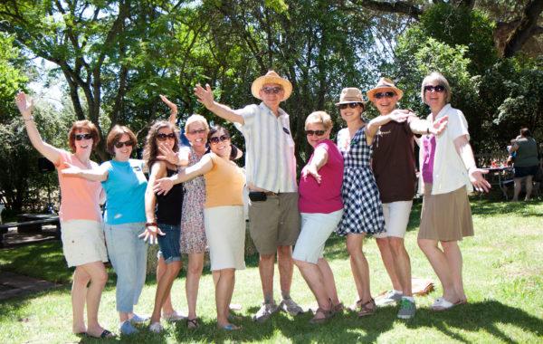 Summer Team Building Picnic